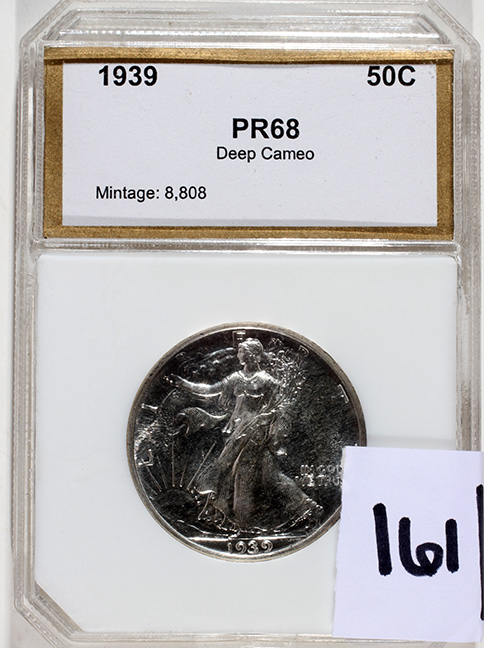Rare Proof Coins and others, Fine Military-Modern- And Long Guns- A St. Louis Cane Collection - 161_1.jpg