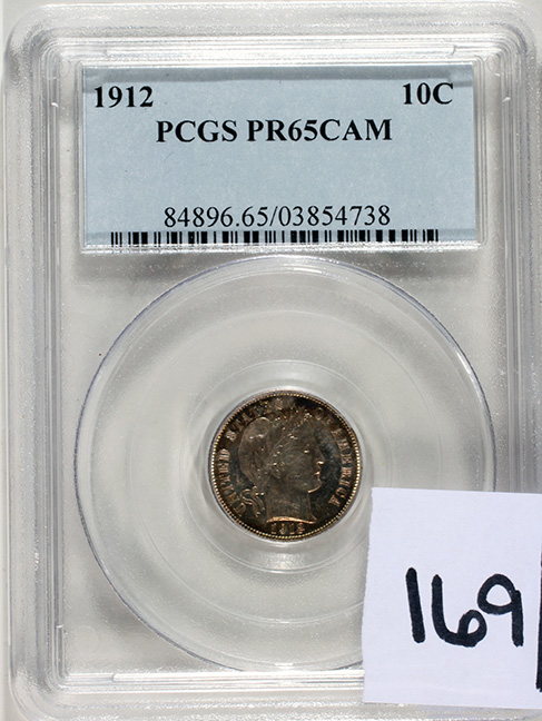 Rare Proof Coins and others, Fine Military-Modern- And Long Guns- A St. Louis Cane Collection - 169_1.jpg