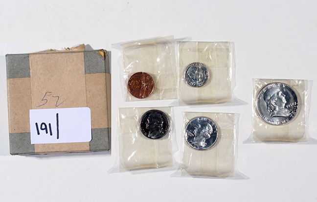 Rare Proof Coins and others, Fine Military-Modern- And Long Guns- A St. Louis Cane Collection - 191_1.jpg