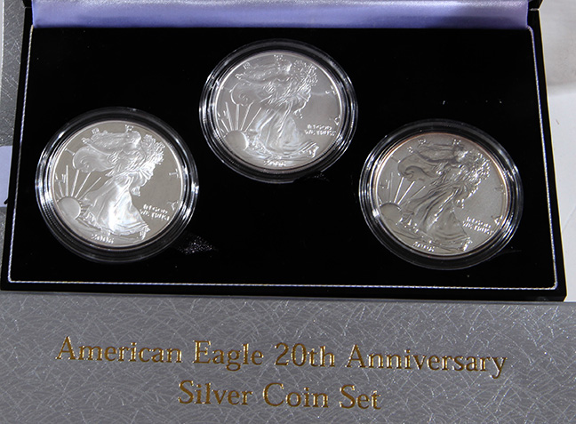Rare Proof Coins and others, Fine Military-Modern- And Long Guns- A St. Louis Cane Collection - 1_1.jpg