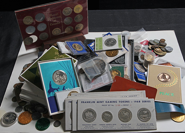 Rare Proof Coins and others, Fine Military-Modern- And Long Guns- A St. Louis Cane Collection - 20_1.jpg