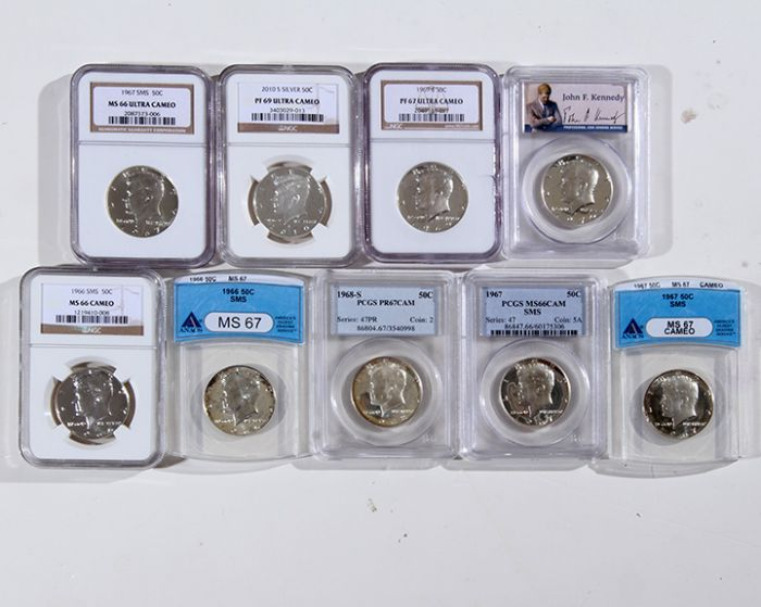 Rare Proof Coins and others, Fine Military-Modern- And Long Guns- A St. Louis Cane Collection - 47_1.jpg