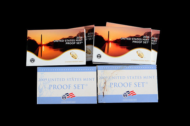 Rare Proof Coins and others, Fine Military-Modern- And Long Guns- A St. Louis Cane Collection - 4_1.jpg