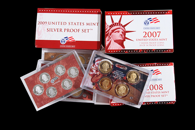 Rare Proof Coins and others, Fine Military-Modern- And Long Guns- A St. Louis Cane Collection - 5_1.jpg