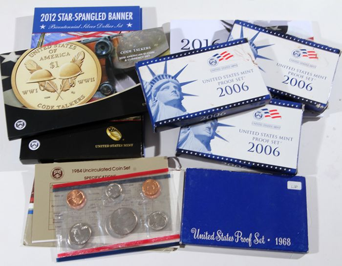 Rare Proof Coins and others, Fine Military-Modern- And Long Guns- A St. Louis Cane Collection - 62_1.jpg