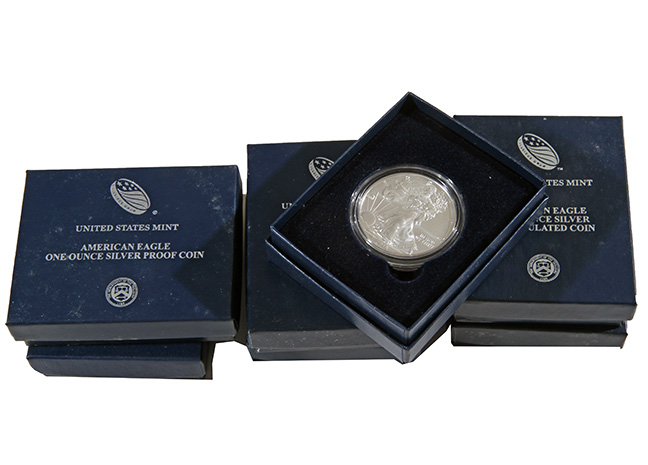 Rare Proof Coins and others, Fine Military-Modern- And Long Guns- A St. Louis Cane Collection - 74_1.jpg