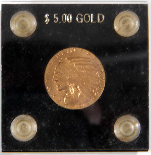 Rare Proof Coins and others, Fine Military-Modern- And Long Guns- A St. Louis Cane Collection - 84_1.jpg