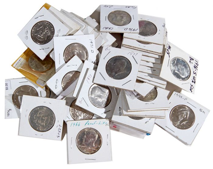Rare Proof Coins and others, Fine Military-Modern- And Long Guns- A St. Louis Cane Collection - 87_1.jpg