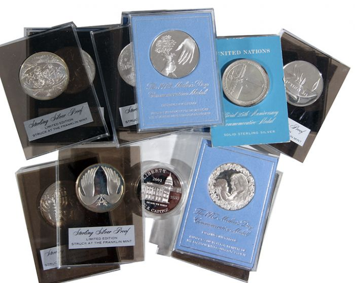 Rare Proof Coins and others, Fine Military-Modern- And Long Guns- A St. Louis Cane Collection - 89_1.jpg