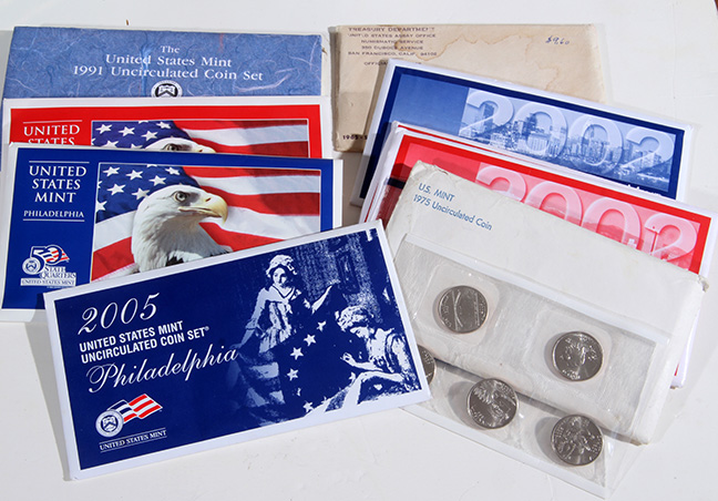 Rare Proof Coins and others, Fine Military-Modern- And Long Guns- A St. Louis Cane Collection - 91_1.jpg