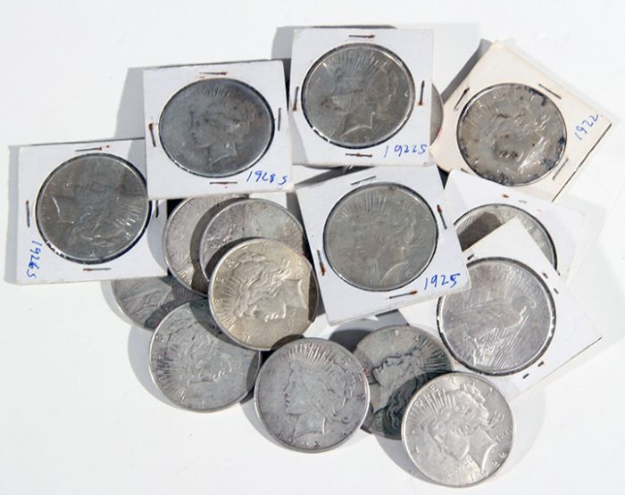 Rare Proof Coins and others, Fine Military-Modern- And Long Guns- A St. Louis Cane Collection - 94_1.jpg