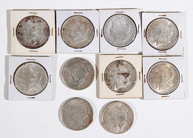 Rare Proof Coins and others, Fine Military-Modern- And Long Guns- A St. Louis Cane Collection - 96_1.jpg
