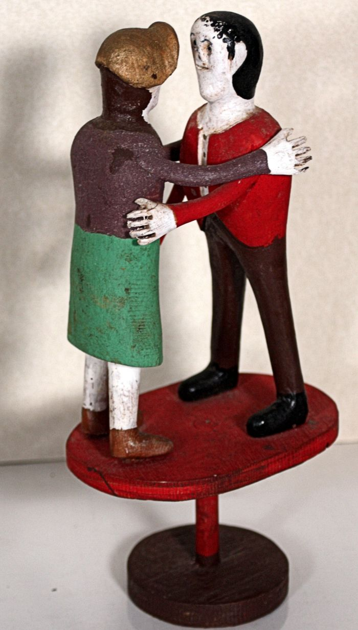 Ted and Ann Oliver Outsider- Folk Art and Pottery Lifetime Collection Auction - 111.jpg.JPG
