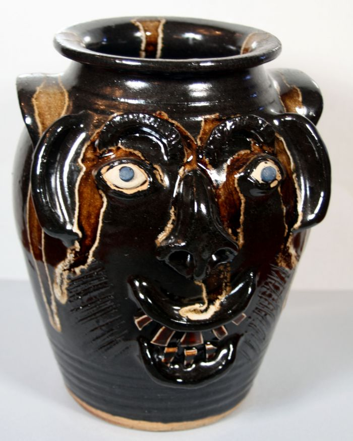 Ted and Ann Oliver Outsider- Folk Art and Pottery Lifetime Collection Auction - 112.jpg.JPG
