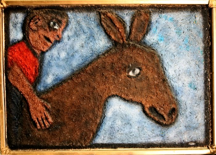 Ted and Ann Oliver Outsider- Folk Art and Pottery Lifetime Collection Auction - 13.jpg.JPG