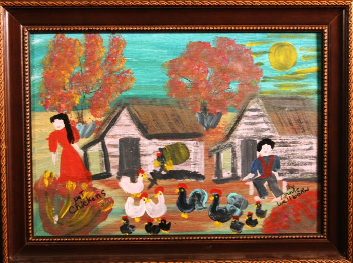 Ted and Ann Oliver Outsider- Folk Art and Pottery Lifetime Collection Auction - 46.jpg.JPG