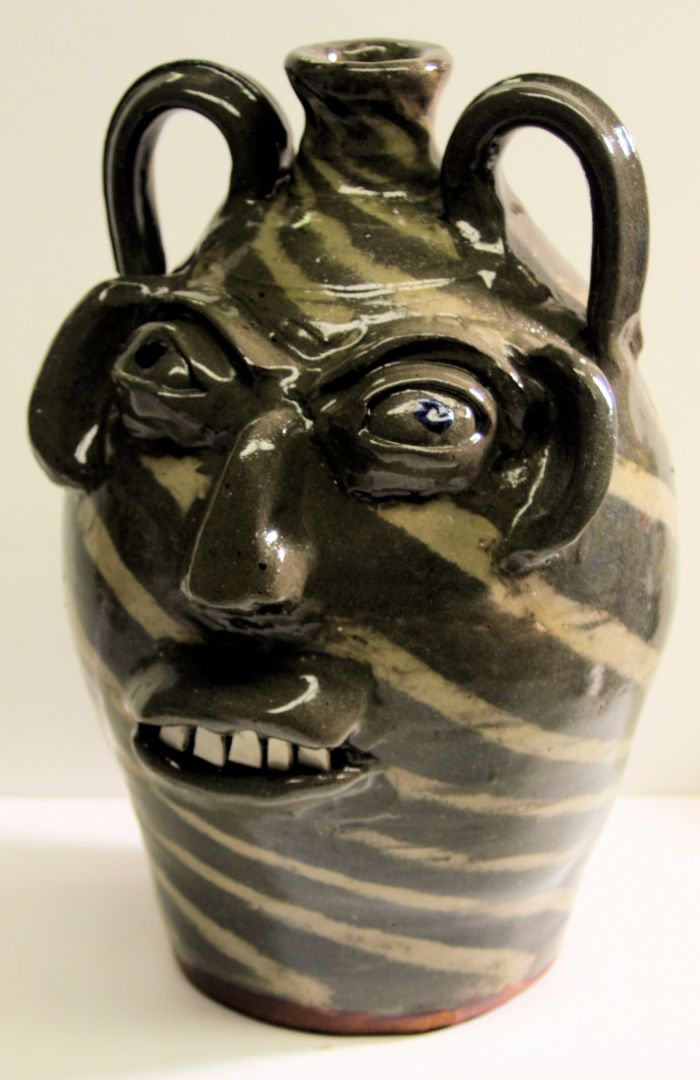Ted and Ann Oliver Outsider- Folk Art and Pottery Lifetime Collection Auction - 59.jpg.JPG