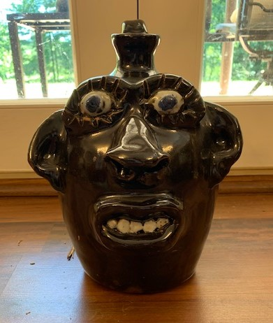 Ted and Ann Oliver Outsider- Folk Art and Pottery Lifetime Collection Auction - 60.jpg.jpg