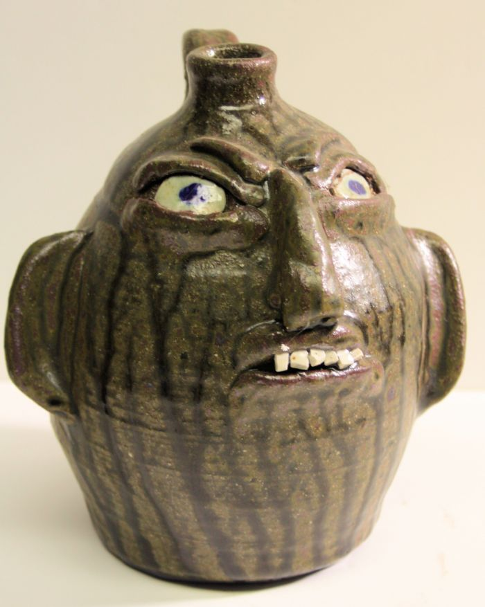 Ted and Ann Oliver Outsider- Folk Art and Pottery Lifetime Collection Auction - 73.jpg.JPG