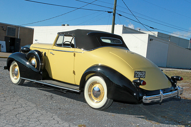 David Berry Estate Auction New Years Day-1935 LaSalle, 1936 Ford, Mascots, Antique Pharmacy items and more - 6097.jpg