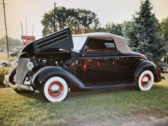David Berry Estate Auction New Years Day-1935 LaSalle, 1936 Ford, Mascots, Antique Pharmacy items and more - zz1.jpg
