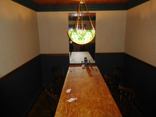 Peerless Restaurant- Furnishings, Kitchen- Architectural--Lighting and More - DSCN0030.JPG