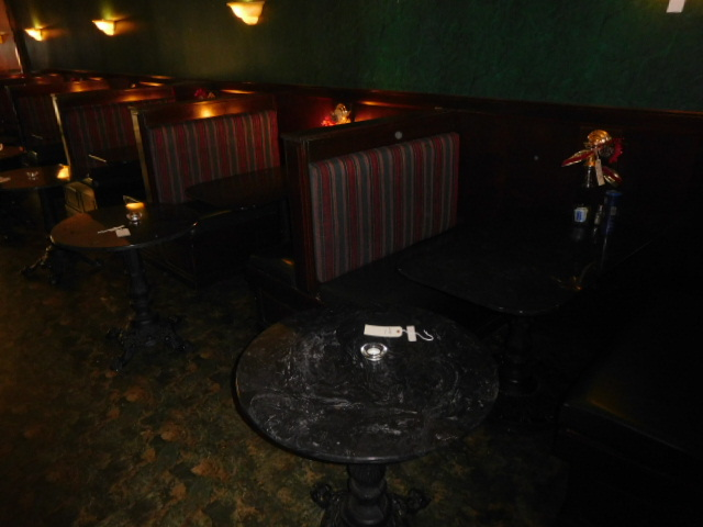 Peerless Restaurant- Furnishings, Kitchen- Architectural--Lighting and More - DSCN0042.JPG