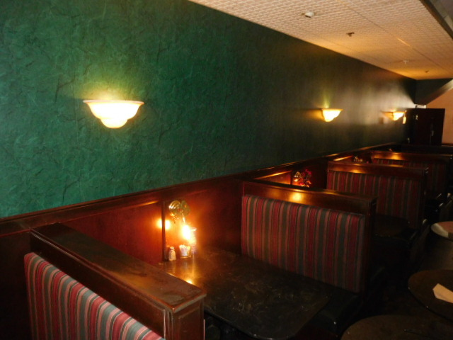 Peerless Restaurant- Furnishings, Kitchen- Architectural--Lighting and More - DSCN0048.JPG