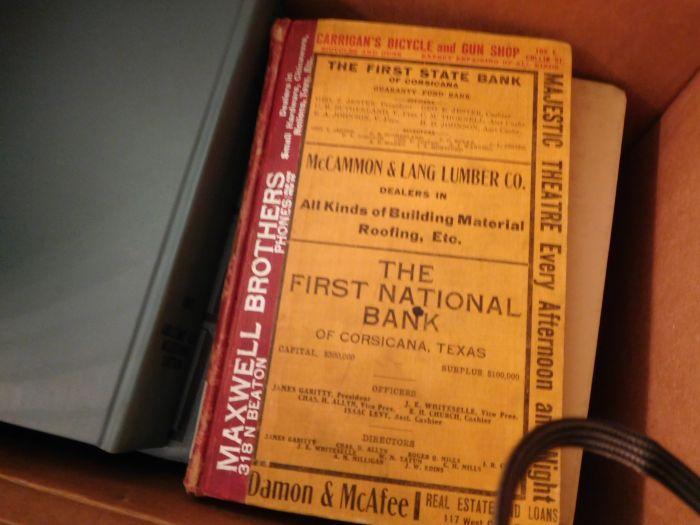 Ralph Van Brocklin Estate- Bottles- Post and Trade cards--Mini Jugs and other advertising - DSCN9662.JPG