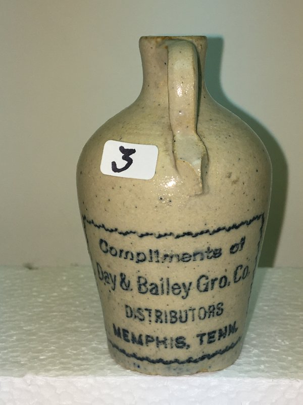 Ralph Van Brocklin Estate- Bottles- Post and Trade cards--Mini Jugs and other advertising - IMG_2740.JPG