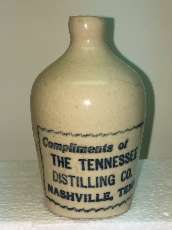 Ralph Van Brocklin Estate- Bottles- Post and Trade cards--Mini Jugs and other advertising - IMG_2805.JPG