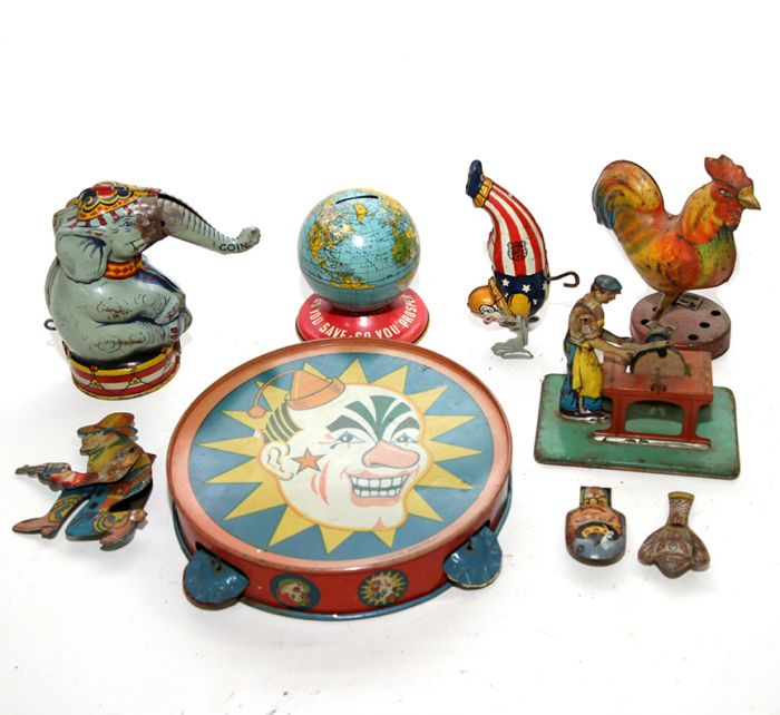 Don Squibb Estate Auction,Toys,Candy Containers, Games. Chocolate  Molds, Advertising Dolls plus much more. - 118_1.jpg