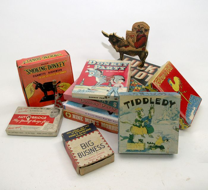 Don Squibb Estate Auction,Toys,Candy Containers, Games. Chocolate  Molds, Advertising Dolls plus much more. - 137_1.jpg