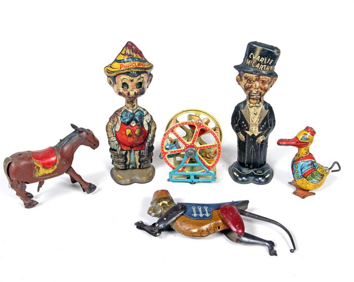 Don Squibb Estate Auction,Toys,Candy Containers, Games. Chocolate  Molds, Advertising Dolls plus much more. - 54_1.jpg