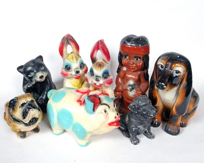 Don Squibb Estate Auction,Toys,Candy Containers, Games. Chocolate  Molds, Advertising Dolls plus much more. - 64_1.jpg