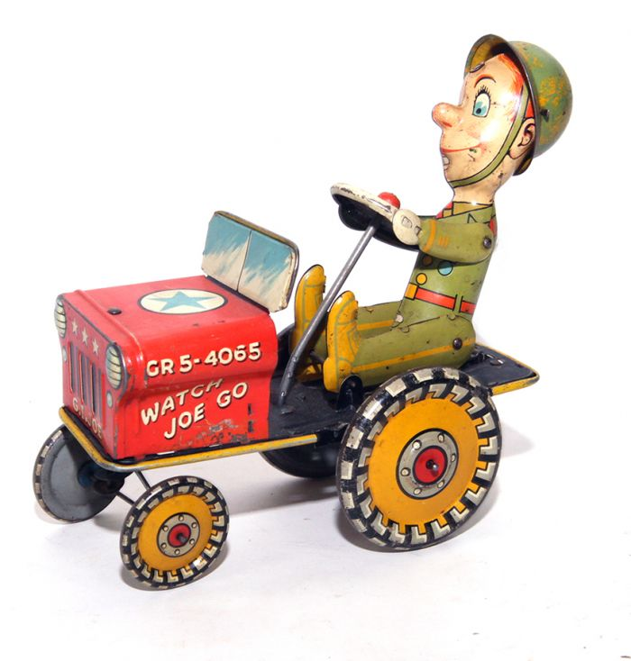 Don Squibb Estate Auction,Toys,Candy Containers, Games. Chocolate  Molds, Advertising Dolls plus much more. - 82_1.jpg