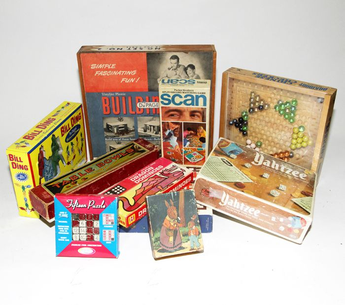 Don Squibb Estate Auction,Toys,Candy Containers, Games. Chocolate  Molds, Advertising Dolls plus much more. - 86_1.jpg