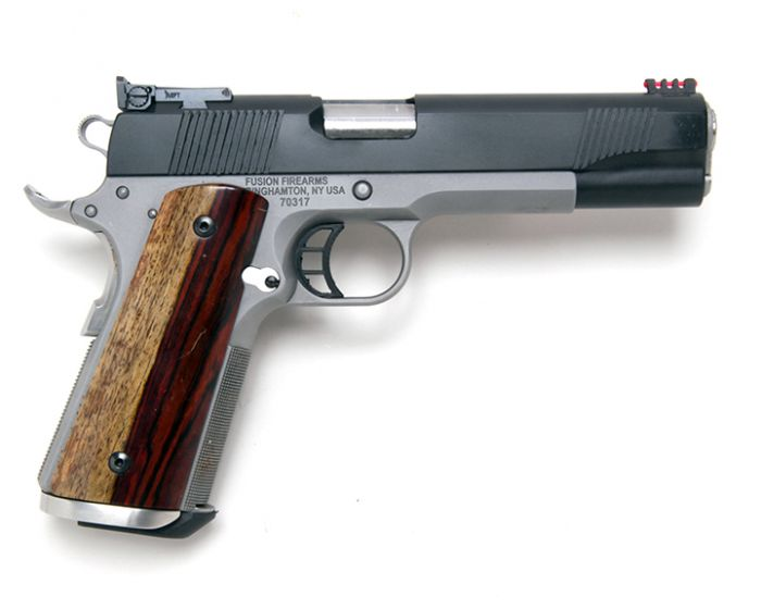 Mr. Terry Payne Custom Pistol,  Collectible Pistols, Long Guns, 50 Year Collection Online Auction  - 1_1.jpg