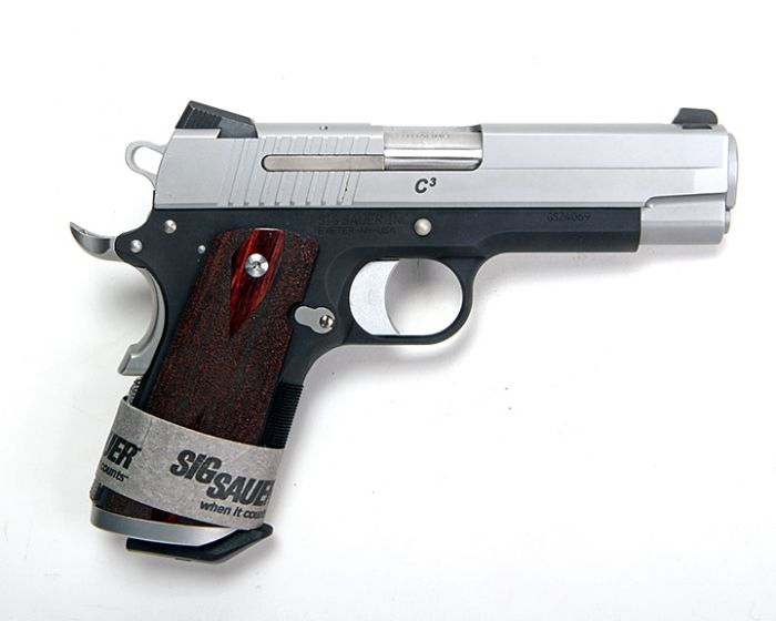 Mr. Terry Payne Custom Pistol,  Collectible Pistols, Long Guns, 50 Year Collection Online Auction  - 28_1.jpg