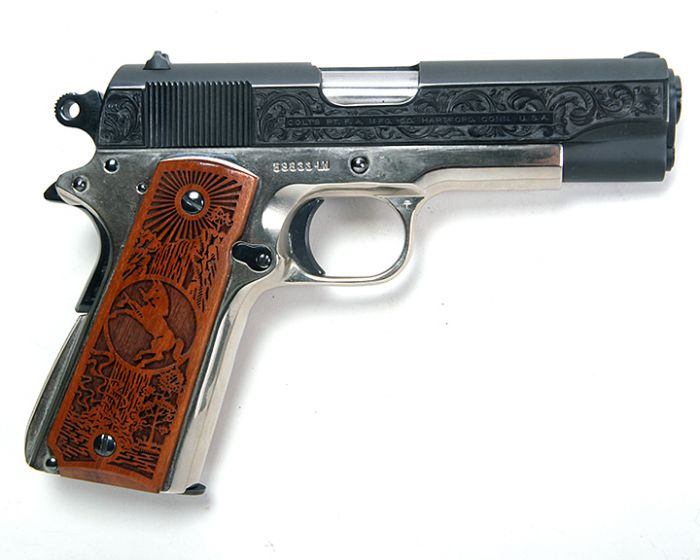 Mr. Terry Payne Custom Pistol,  Collectible Pistols, Long Guns, 50 Year Collection Online Auction  - 31_1.jpg