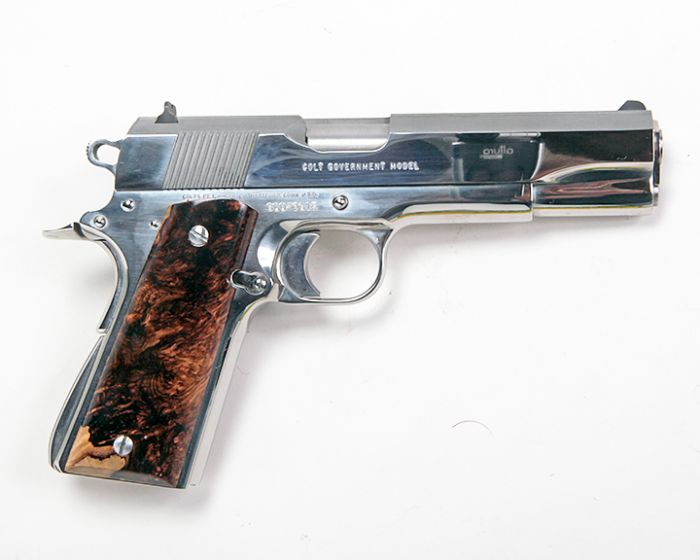 Mr. Terry Payne Custom Pistol,  Collectible Pistols, Long Guns, 50 Year Collection Online Auction  - 37_1.jpg