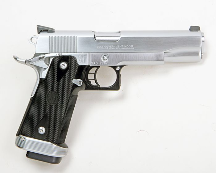 Mr. Terry Payne Custom Pistol,  Collectible Pistols, Long Guns, 50 Year Collection Online Auction  - 39_1.jpg
