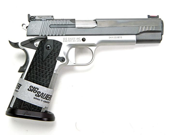 Mr. Terry Payne Custom Pistol,  Collectible Pistols, Long Guns, 50 Year Collection Online Auction  - 42_1.jpg