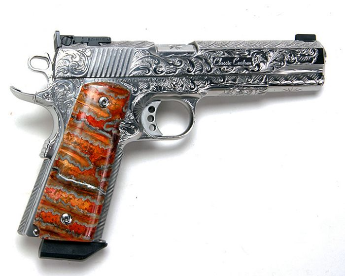 Mr. Terry Payne Custom Pistol,  Collectible Pistols, Long Guns, 50 Year Collection Online Auction  - 9_1.jpg