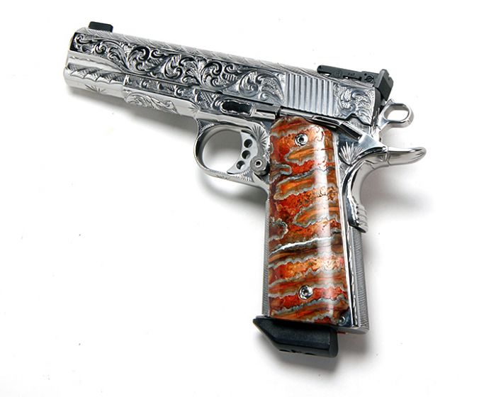 Mr. Terry Payne Custom Pistol,  Collectible Pistols, Long Guns, 50 Year Collection Online Auction  - 9_4.jpg