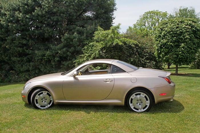 Chester Blankenship Sports Car Collection-Austin Healey MK III, Triumph TR-6, MGB, Lexus SC 430 Auction - 5040.jpg