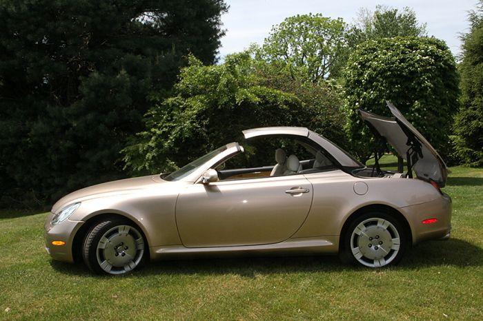 Chester Blankenship Sports Car Collection-Austin Healey MK III, Triumph TR-6, MGB, Lexus SC 430 Auction - 5044.jpg