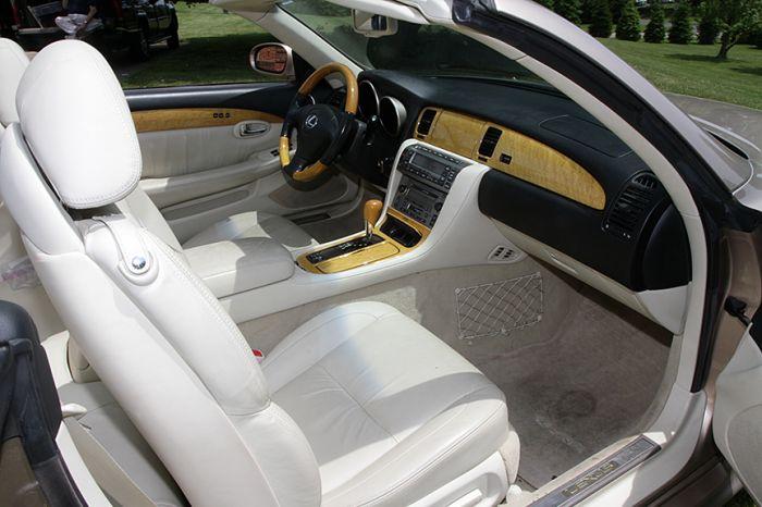 Chester Blankenship Sports Car Collection-Austin Healey MK III, Triumph TR-6, MGB, Lexus SC 430 Auction - 5055.jpg