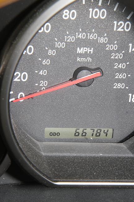 Chester Blankenship Sports Car Collection-Austin Healey MK III, Triumph TR-6, MGB, Lexus SC 430 Auction - 5056.jpg