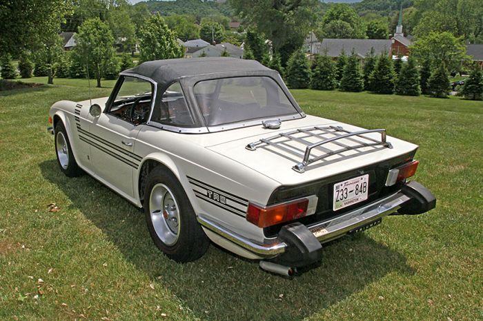 Chester Blankenship Sports Car Collection-Austin Healey MK III, Triumph TR-6, MGB, Lexus SC 430 Auction - 5075.jpg